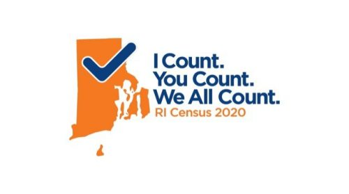 RI census logo