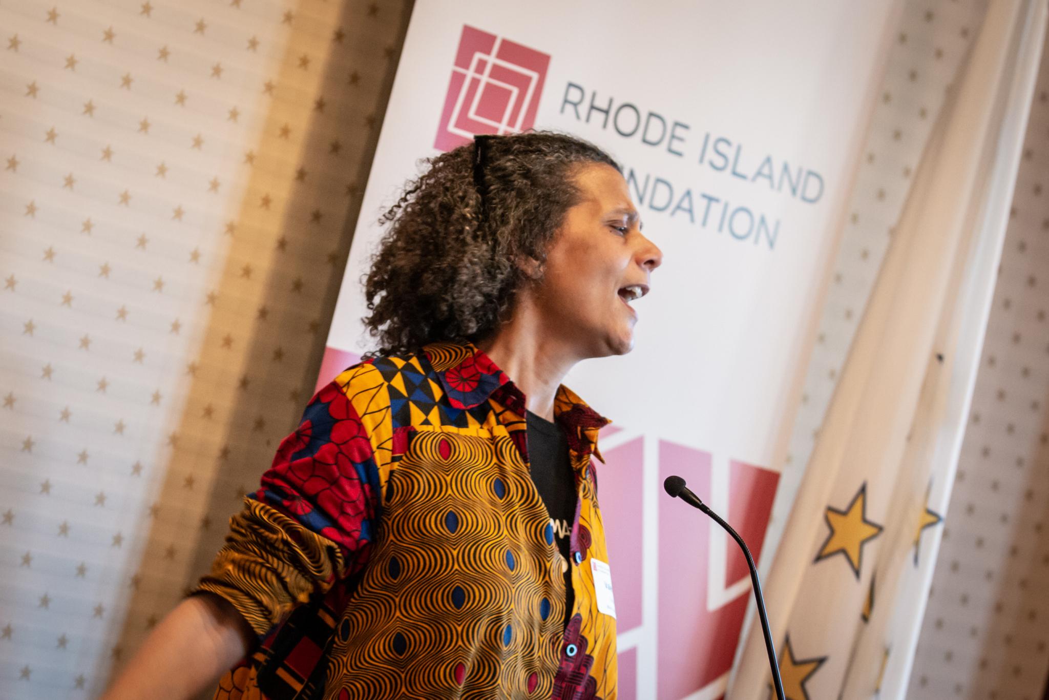 Valerie Tutson, RI Black Storytellers