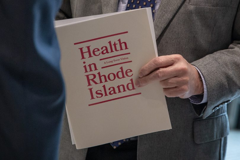 Health in Rhode Island: A Long Term Vision