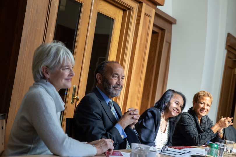 Panel of committee advisors