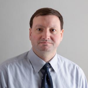 Robert Maher headshot