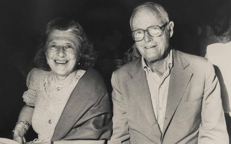 Hope and Robert Goddard