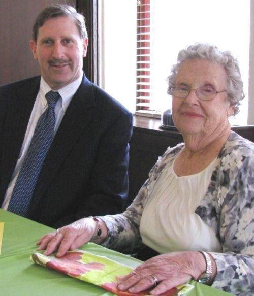 Neil Steinberg and Hope Talbot