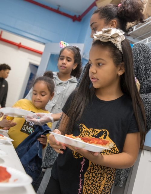 Boys & Girls Clubs Food Program