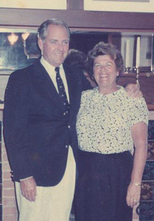 Milton and Julia Bickford